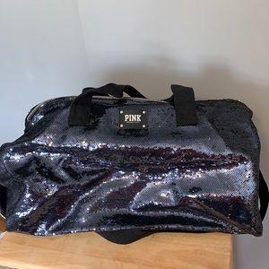 Victoria Secret Pink Duffel Bag